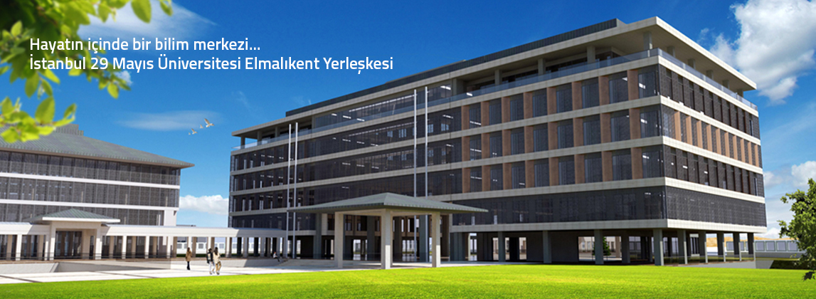 İstanbul 29 Mayıs Üniversitesi yeni yerleşkesiyle Elmalıkent'te